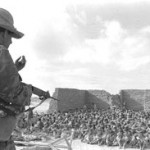 Egyptian POWs in Al Arish June 1967
