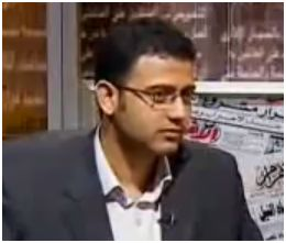 Journalist Wael Mmdouh
